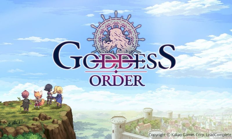 Kakao Games จับปากกาทำสัญญาเปิดให้บริการเกม Goddess Order