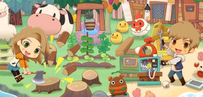 Harvest Moon 1122021