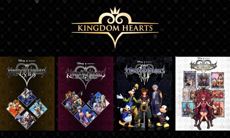 Kingdom Hearts ประกาศลง PC บน Epic Games Store เท่านั้น