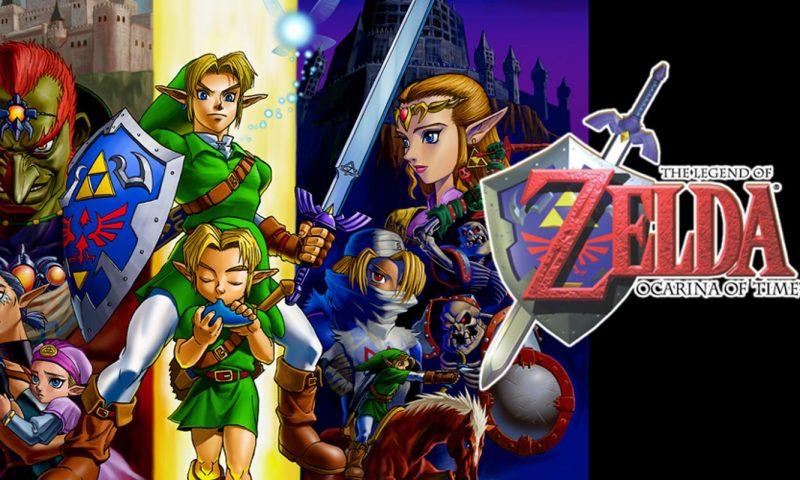 แฟนเกม Legend of Zelda กำลังสร้าง Ocarina of Time โดยใช้ UE4