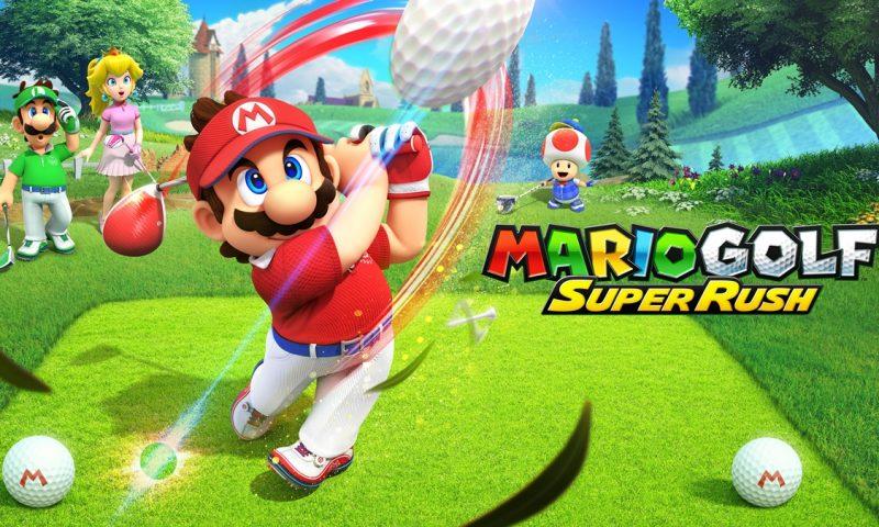 Nintendo เปิดตัว Mario Golf: Super Rush เกมมาริโอ้ตีกอล์ฟมาแล้ว