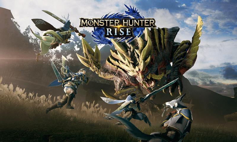 สถิติ Monster Hunter Rise ตัวเดโมเผย คนเล่น Long Sword มากที่สุด