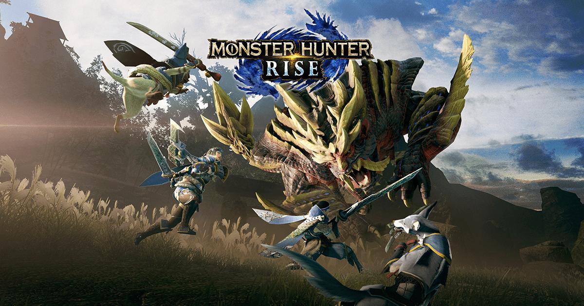Monster Hunter Rise 822021 1