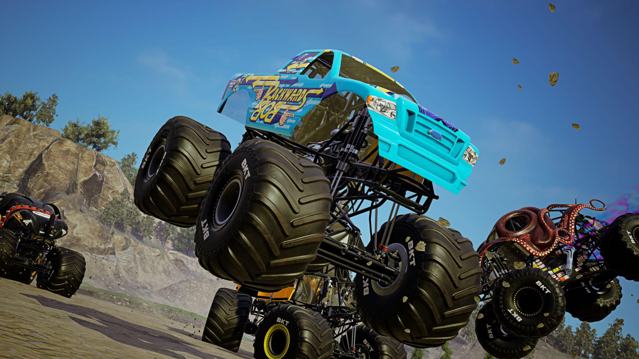 Monster Jam Steel Titans 2 112021 1