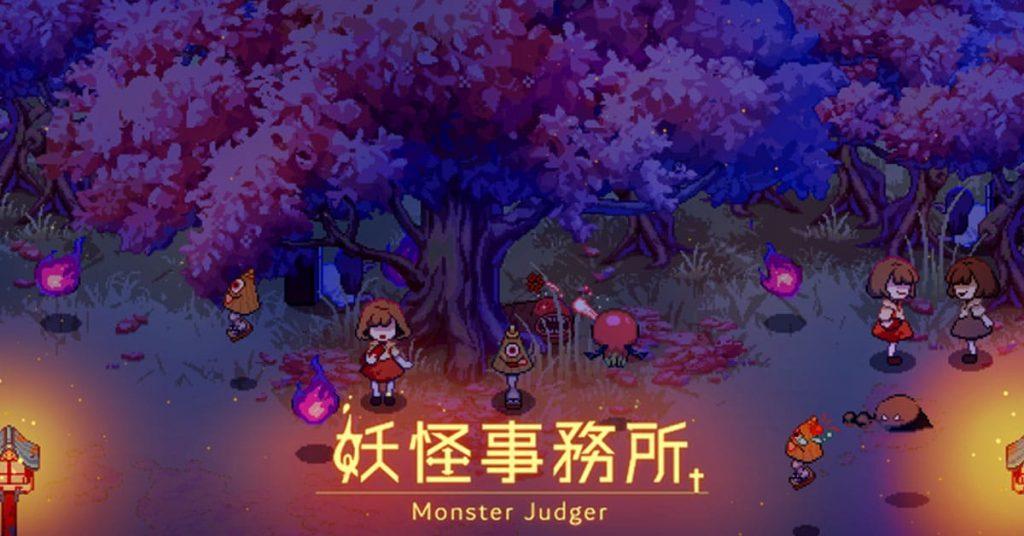Monster Judger 111264