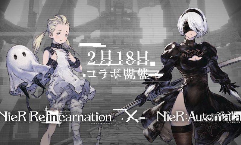 NieR Re[in]carnation เวอร์ชั่นมือถือพร้อมให้บริการในญี่ปุ่น