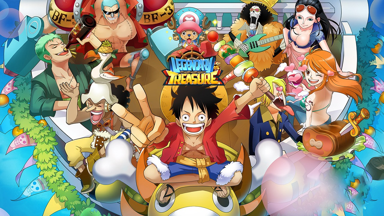 One Piece Legendary Treasure 622021 1