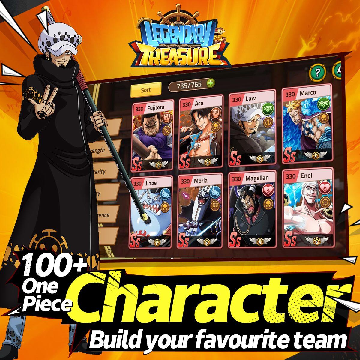 One Piece Legendary Treasure 622021 3