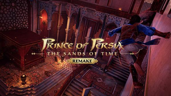 ประกาศเลื่อน Prince of Persia: The Sands of Time Remake