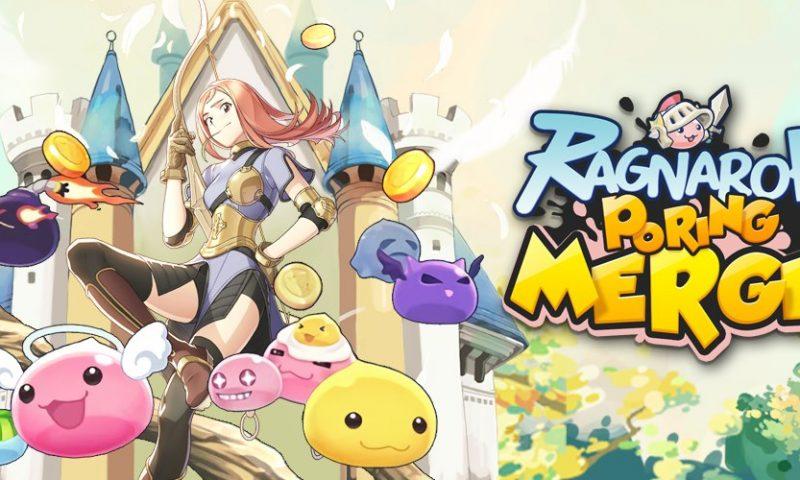 Ragnarok Poring Merge เกมมือถือ RPG เริ่มบุกตลาดใน SEA