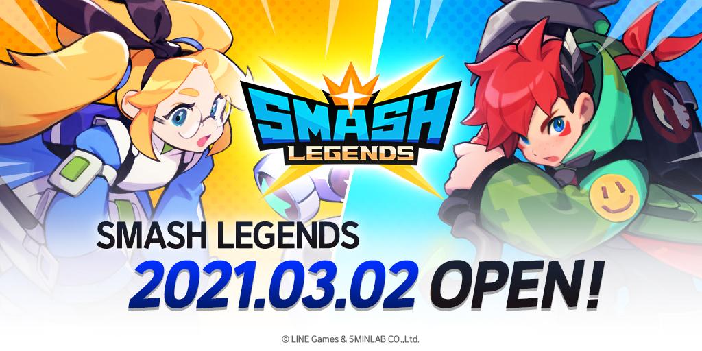 Smash Legends 2522021 2