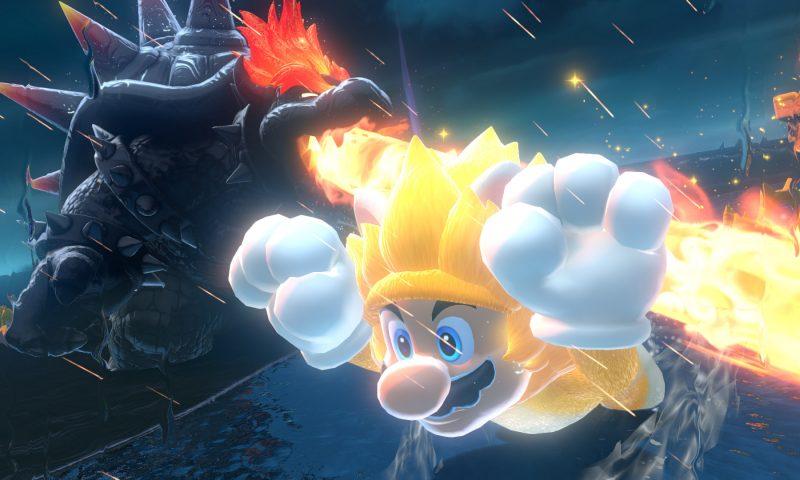 Super Mario 3D World+Bowser's Fury เปิดตัวอย่างเป็นทางการ