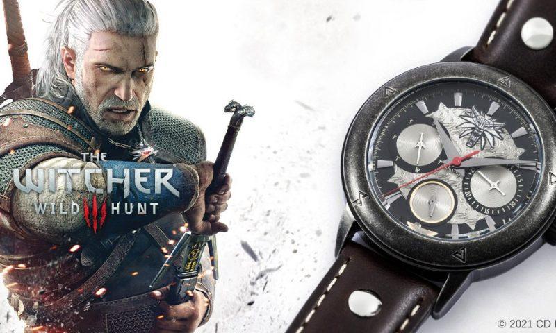 CD Projekt จับมือกับ SuperGroupies เปิดตัวคอลเลคชั่นเกม The Witcher 3
