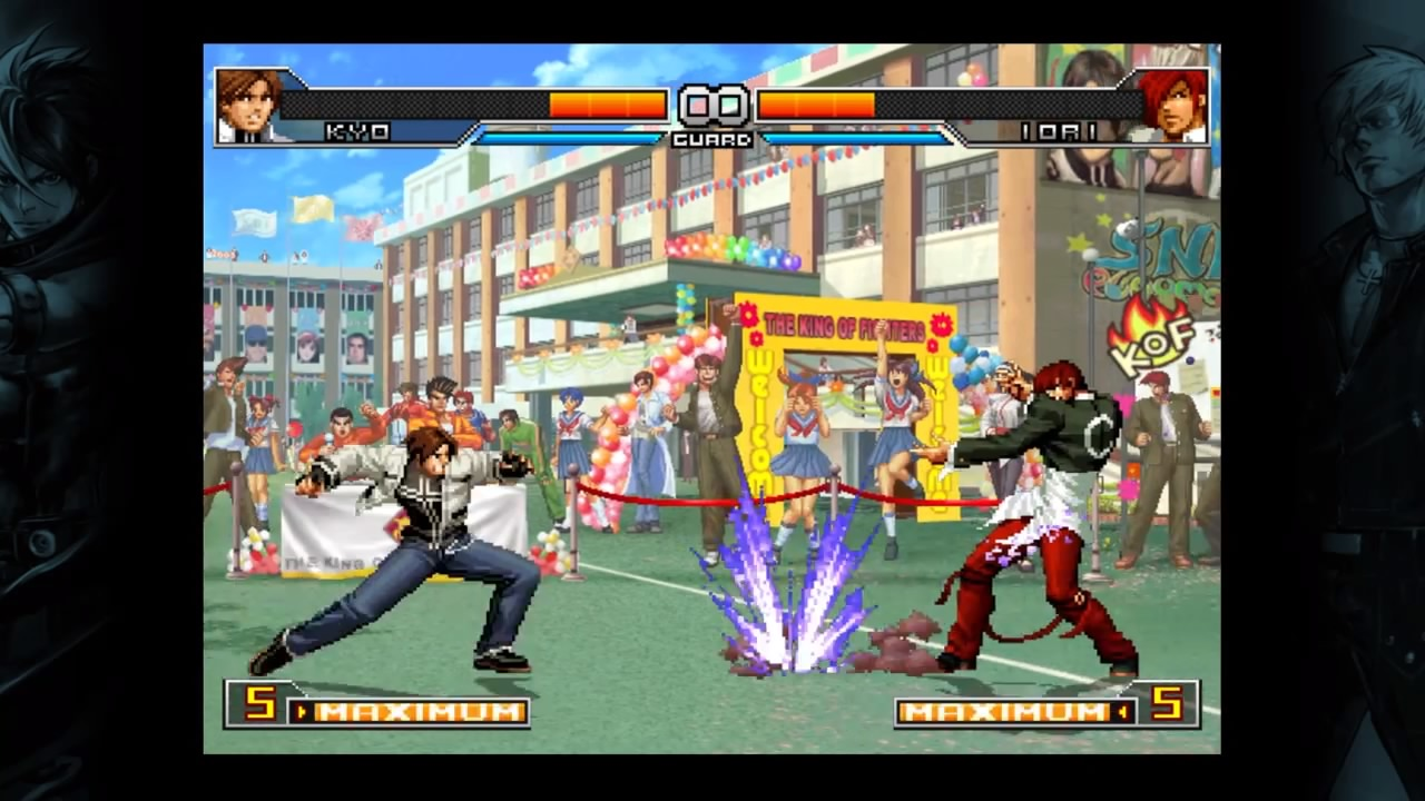The King of Fighters 2002 9220211 2