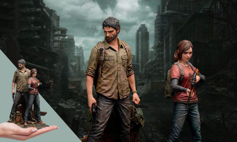 แฟน The Last of Us ไม่ควรพลาดฟิกเกอร์ Joel และ Ellie