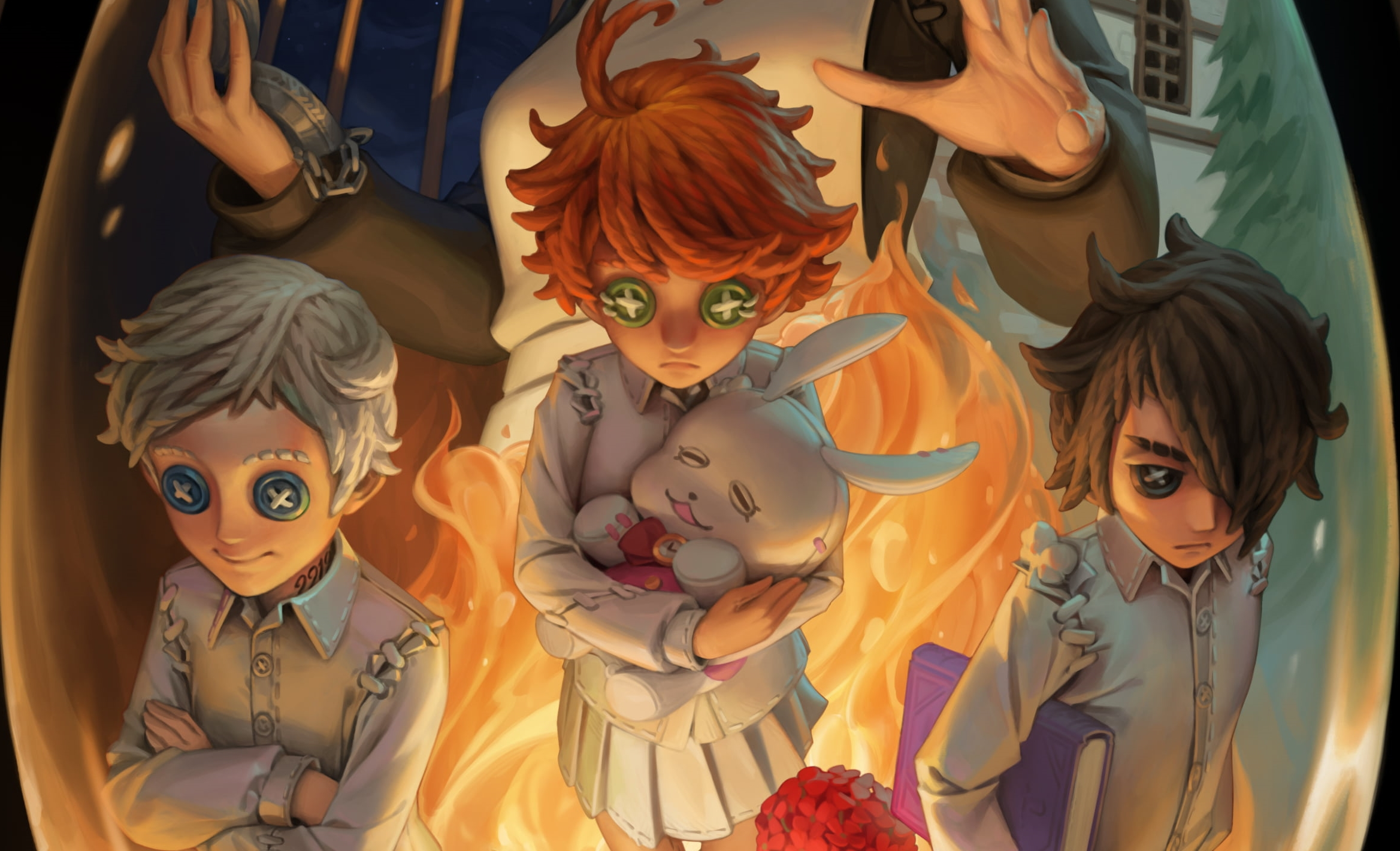 The Promised Neverland 1022021 2