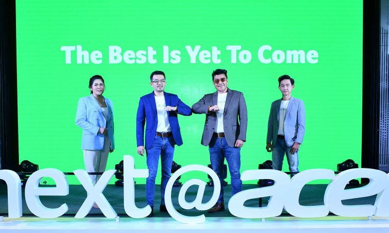 Acer สานต่อกลยุทธ์ Dual Transformation มุ่งเป้าสู่ Lifestyle Brands