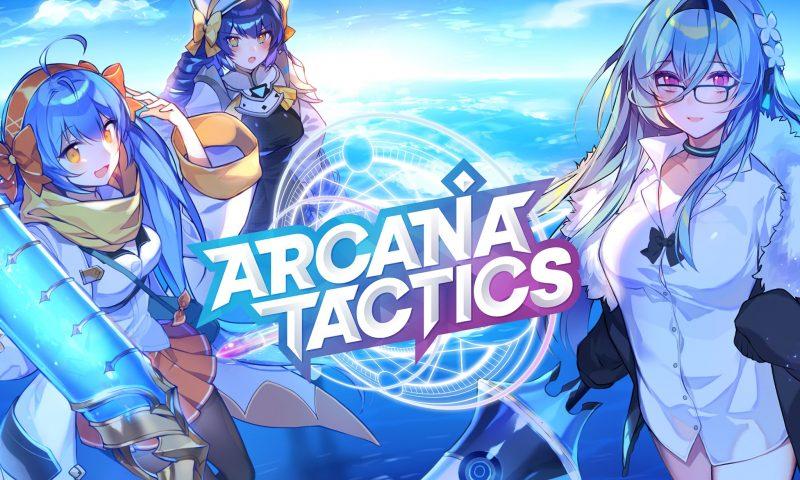 มันส์จัด Arcana Tactics เปิดโหมด PVP ให้ประลองฝีมือกันแล้ววันนี้