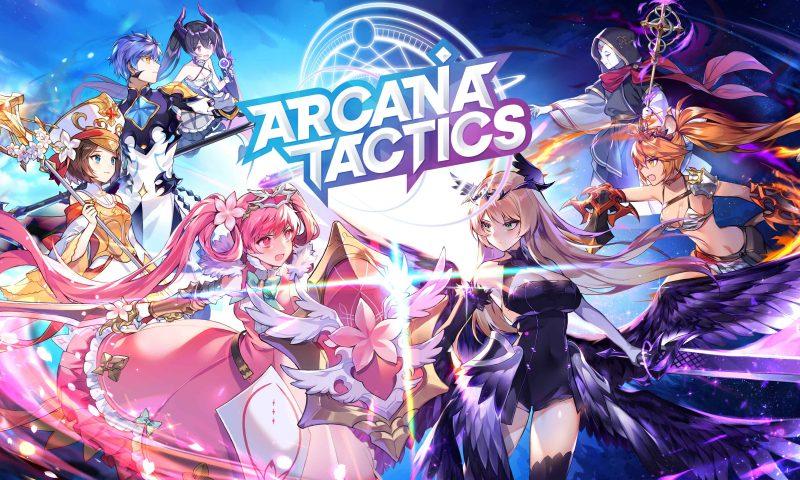 โค้งสุดท้ายลงทะเบียนล่วงหน้า Arcana Tactics เตรียมเล่น 9 มีนาคมนี้มาแน่