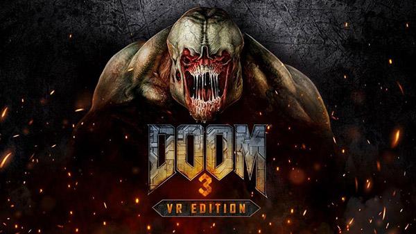 DOOM 3: VR Edition ประกาศเปิดตัวสำหรับเครื่องเล่นเกม VR