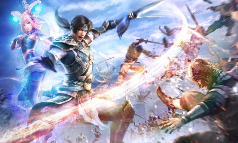 พาส่อง Dynasty Warriors Musou เกมมือถือสงครามหนึ่งลุยหมื่น