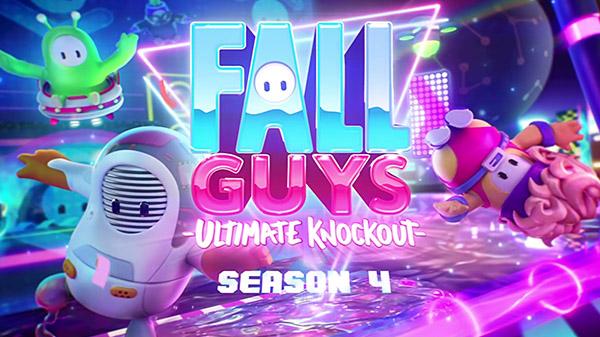 Fall Guys: Ultimate Knockout Season 4 เปิดตัว 22 เดือนนี้