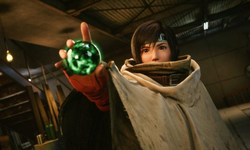 ตัวอย่างใหม่ Final Fantasy VII Remake Intergrade บน PS5