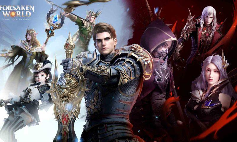 รีวิว Forsaken World: Gods and Demons เกมเก็บเลเวลฟอร์มยักษ์