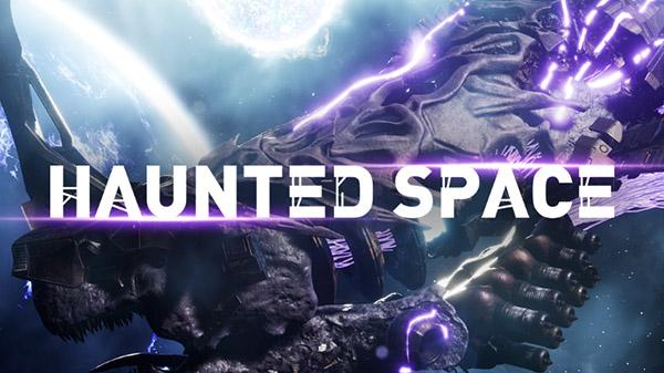 Haunted Space เกมแนว Sci-Fi Horror ผจญภัยในจักรวาลไร้ขอบเขต