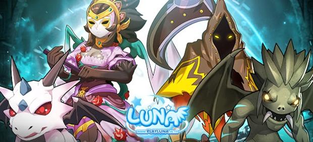 LUNA M ท้าพิชิตภารกิจล่า 5 Boss ลุ้นรับไอเทมสุดพิเศษฟรี