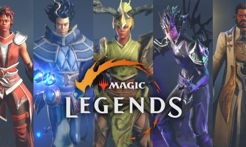 Magic: Legends ตัวอย่างใหม่ที่นำเสนอฟีเจอร์ช่วง Open Beta