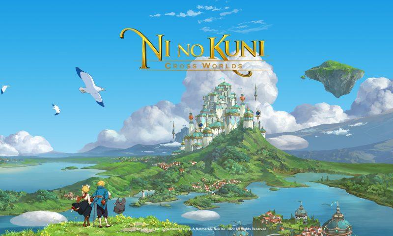 Ni no Kuni: Cross Worlds จะเปิดให้ลงทะเบียนเดือนหน้านี้แล้ว
