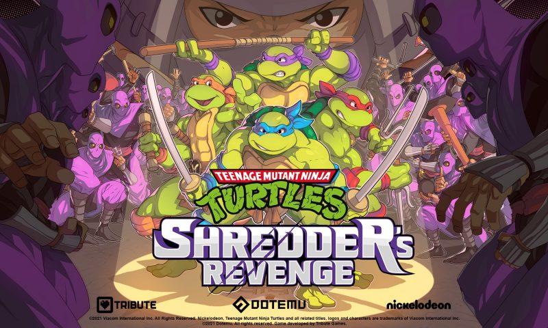 Teenage Mutant Ninja Turtles เกมเต่านินจาภาคใหม่เผยโฉม