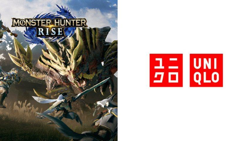 UT x Monster Hunter Rise เปิดตัวคอลเลคชั่นเสื้อเกม Monster Hunter Rise