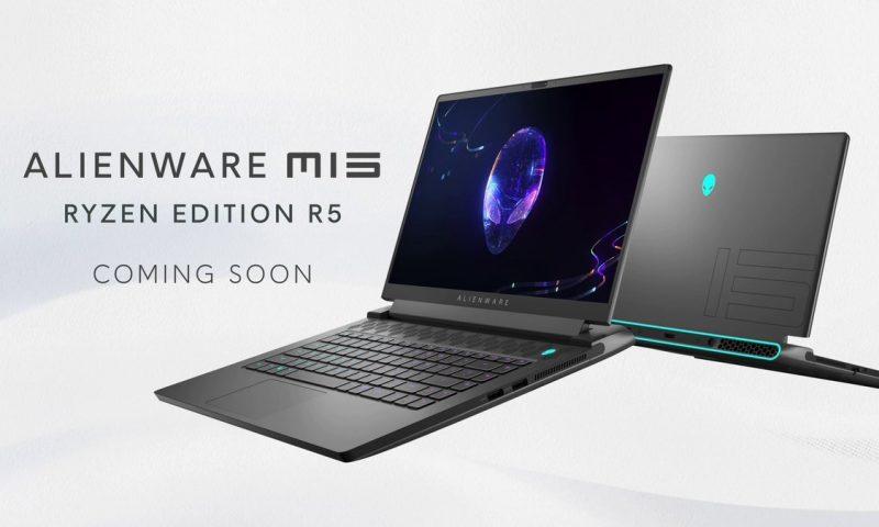 Dell เปิดตัวแล็ปท็อปที่ใช้ Alienware AMD เครื่องแรกในรอบ 14 ปี