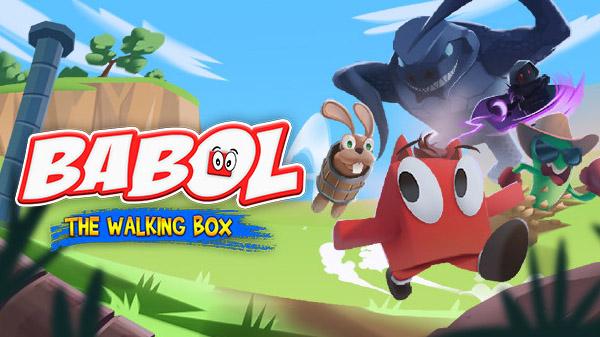 ประกาศเปิดตัว Babol the Walking Box เกมแนวผจญภัยของบาโบล
