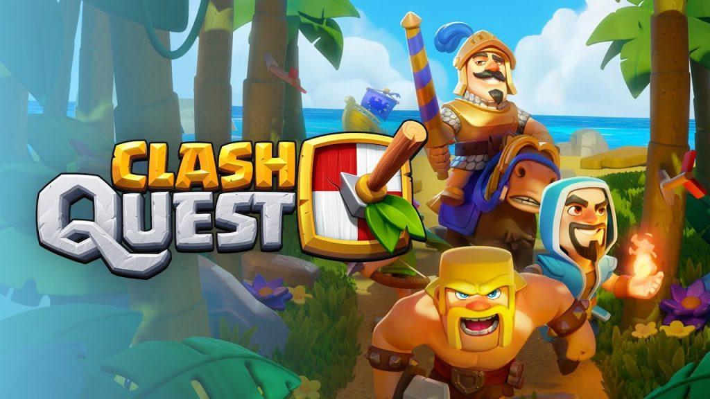 Clash Quest 080464