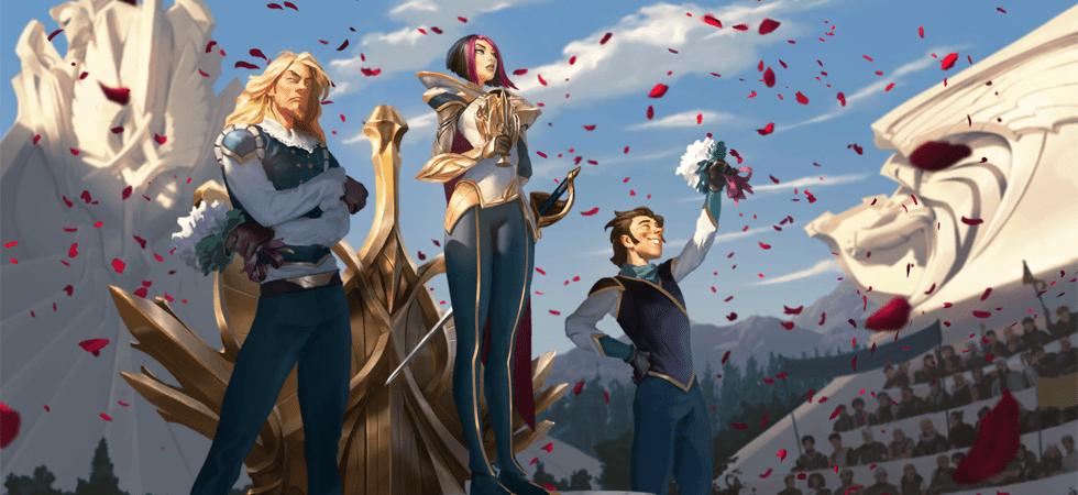 Legends of Runeterra 2242021