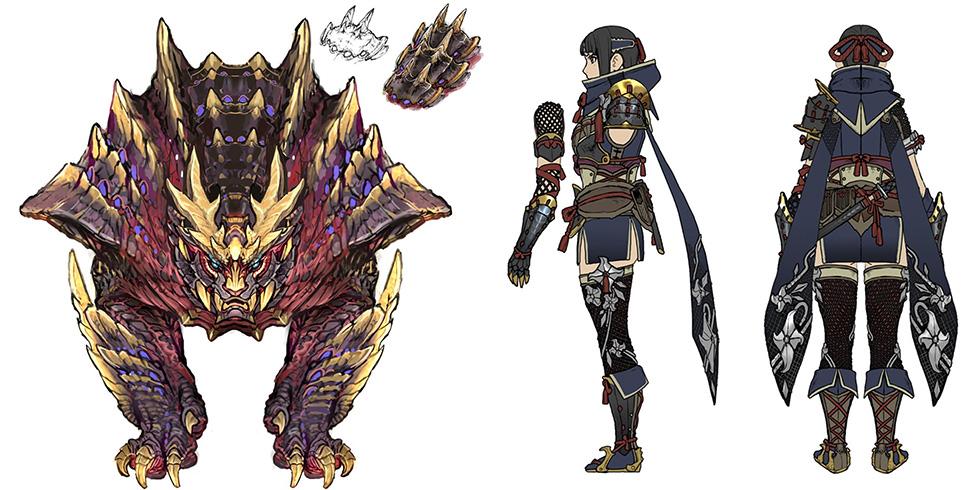 Monster Hunter Rise 642021 3