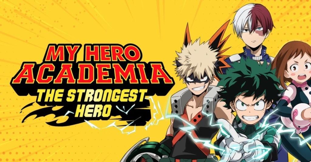 My Hero Academia 2342021 1