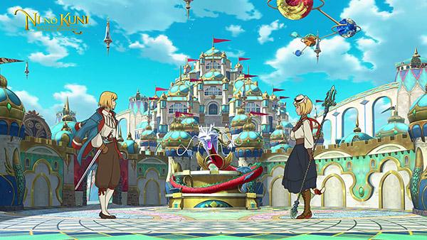 Ni no Kuni: Cross Worlds กำลังจะเปิดให้บริการในเดือนมิถุนายนนี