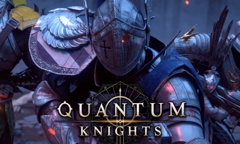 เกมออนไลน์ตัวใหม่ Quantum Knights เมื่ออาวุธปืนผสมกับเวทมนตร์