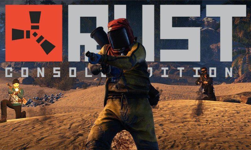 Rust Console Edition ประกาศวันจัดจำหน่ายอย่างเป็นทางการ