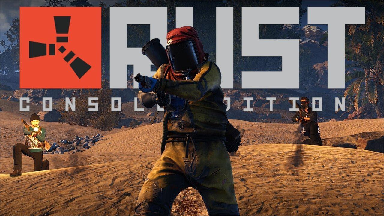 Rust Console Edition 3042021 1