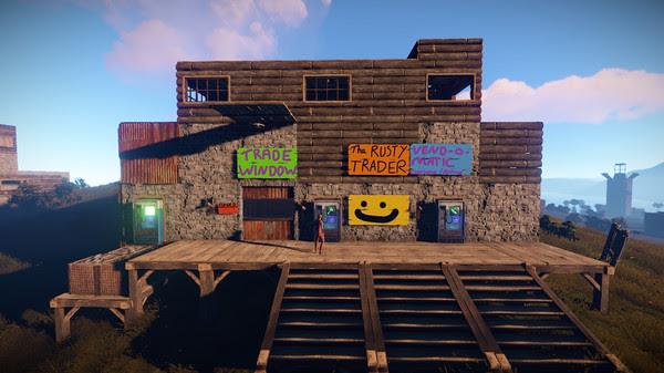 Rust Console Edition 3042021 2