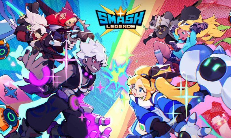 Smash Legends มียอดดาวน์โหลดทะลุ 1ล้านครั้งเพียง 1 สัปดาห์