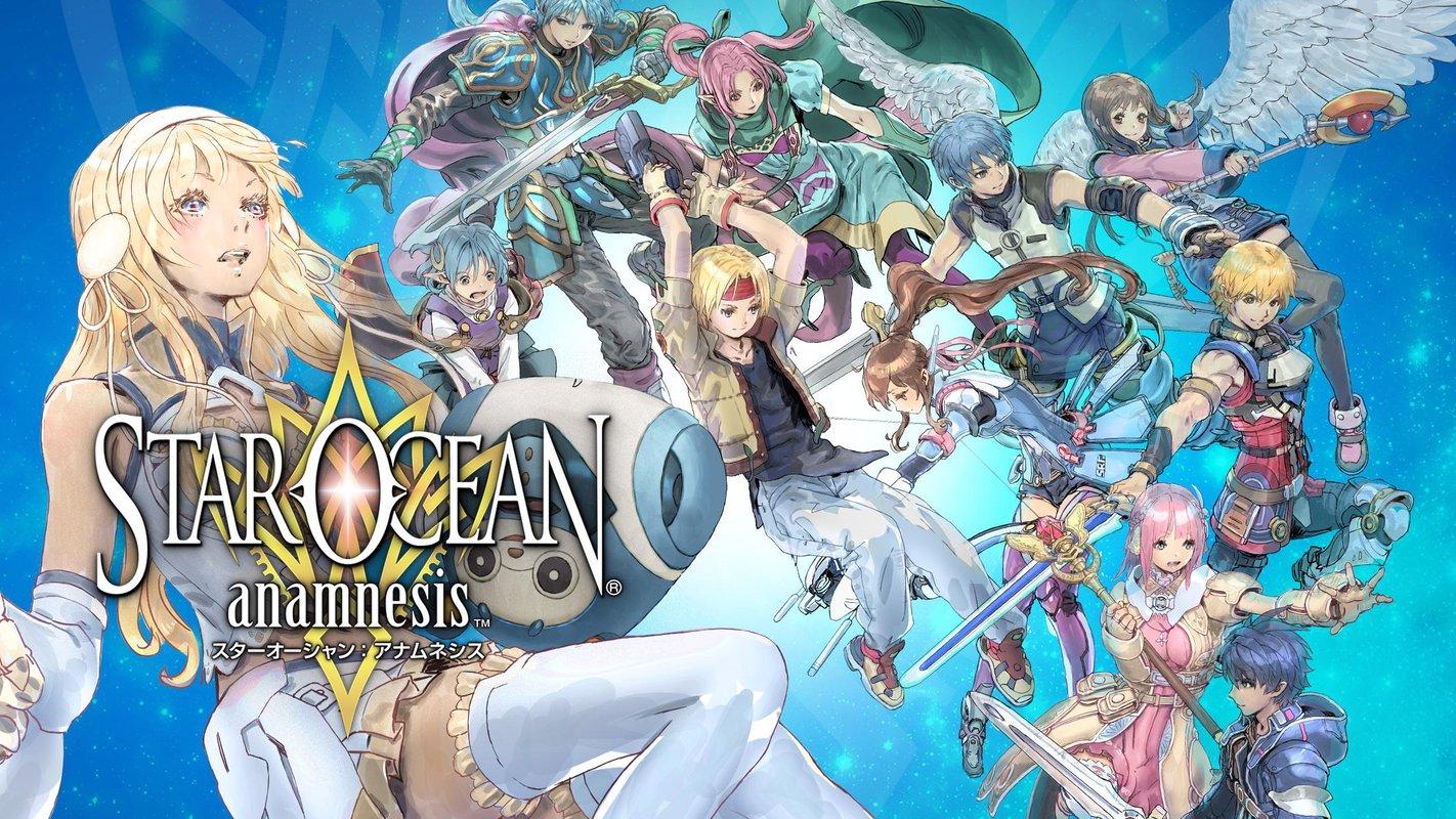 Star Ocean Anamnesis 2642021