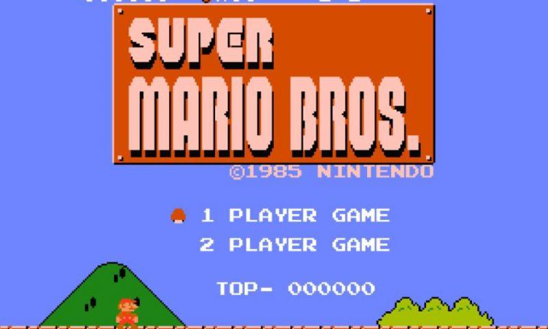 สถิติแตกอีกครั้งเล่น Super Mario Bros จบในเวลา 4 นาที 54 วินาที