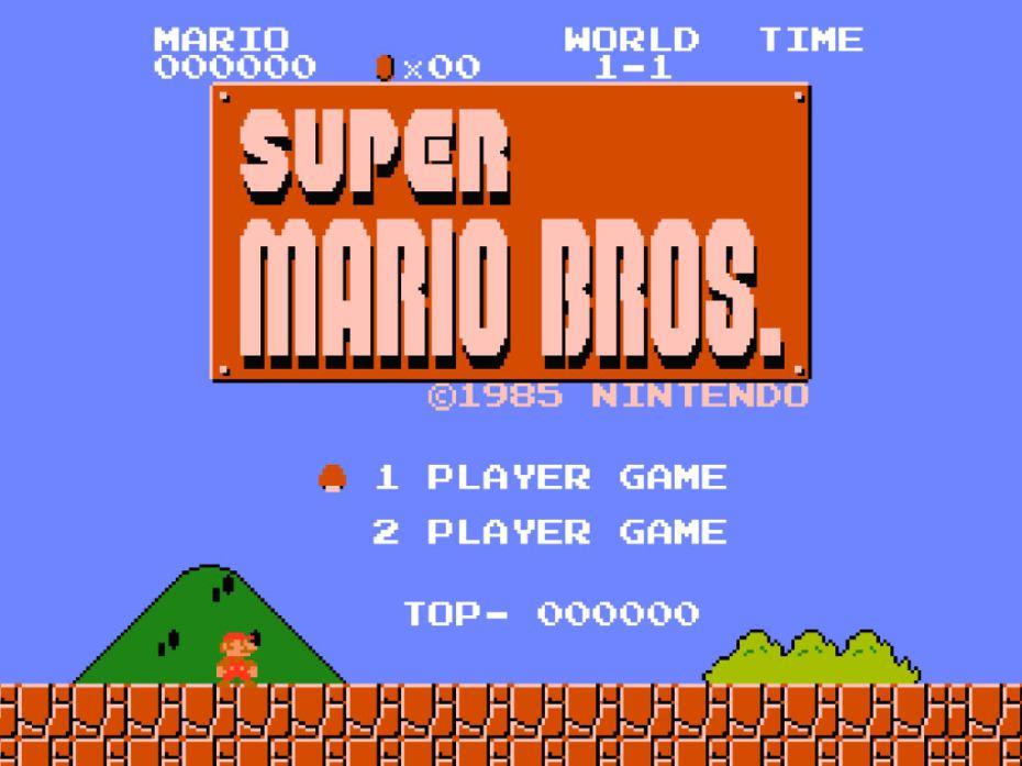 Super Mario Bros 1242021 2
