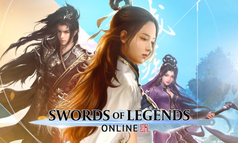 Gameforge เปิดตัว Swords of Legends Online เกมแนว MMO แฟนตาซี
